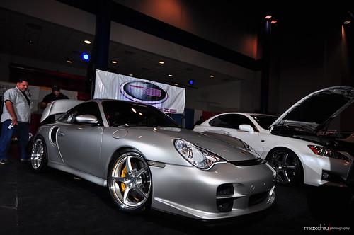 Team Nextstage's Porsche GT2