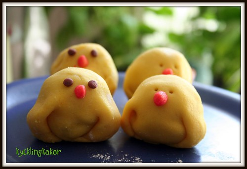 kycklingkakor