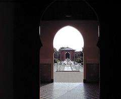 Entrance to the Oriental Garden in Berlin-Marzahn. Photo: Ulla Hennig