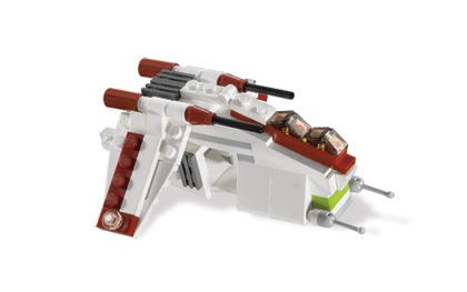 20010 Republic Attack Gunship