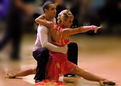 Sean and Cheryl: Drama on the dance floor