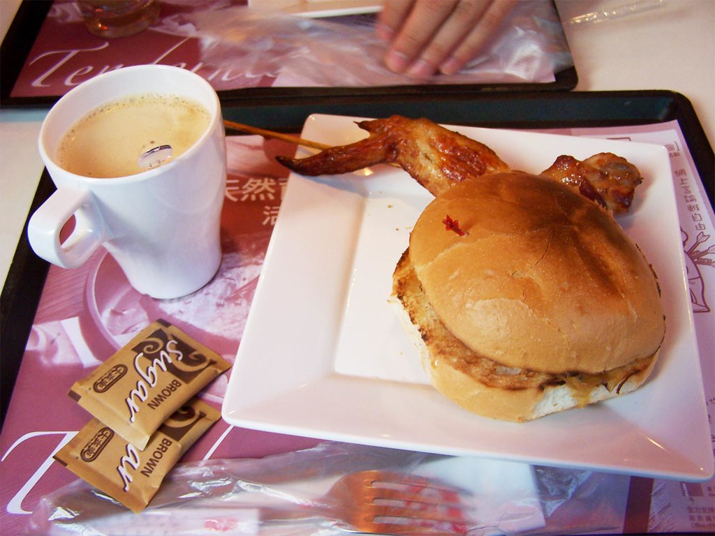 Fastfood Hongkongais