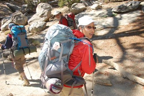 San Jacinto Backpacking