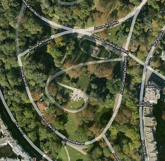 Buttes Chaumont - memorial playground - gmaps