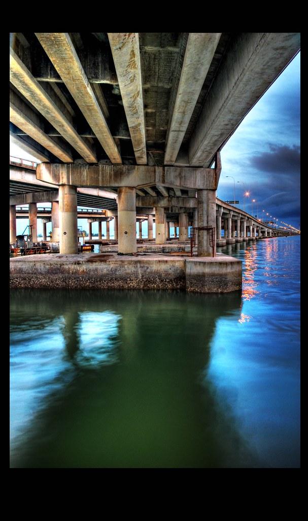 Penang Bridge-HDR
