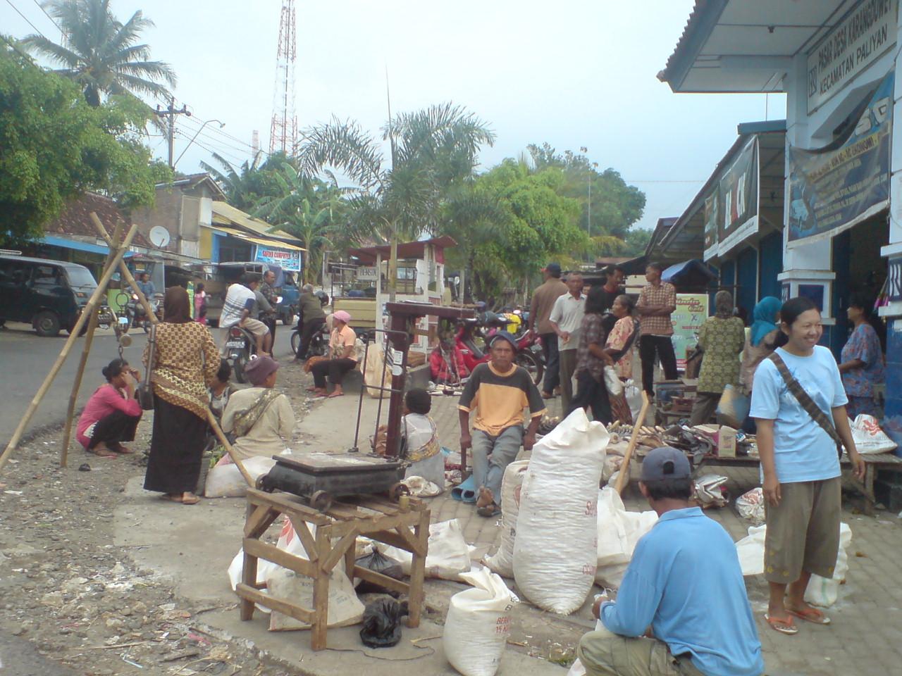 Traditional Market (Paliyan)