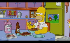 Unbranded Mrs. Buttersworth - The Simpsons - Oh Brother, Where Bart Thou