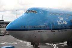 onze KL565 naar Kenia