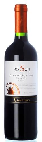 35 SUR Cabernet Sauvignon Reserva