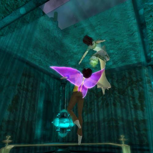 Pteron: Dream dance