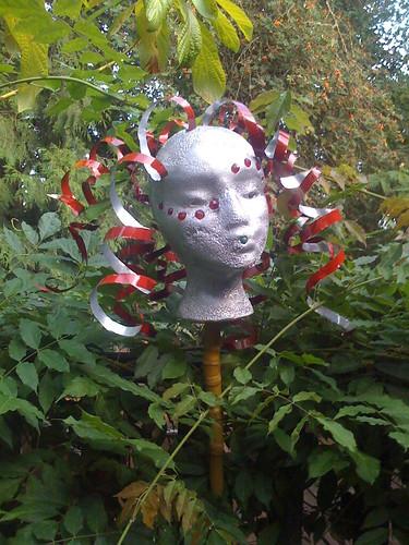 Miss Nikki's Garden Heads