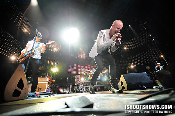 The Fray @ VWA -- 2009.07.03