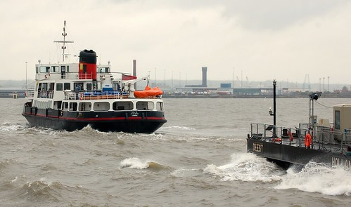 Ferry Across The Mersey