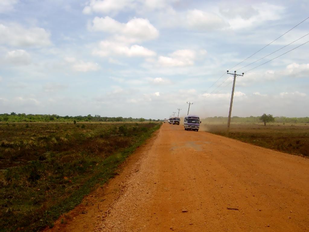 All roads lead to Trinco