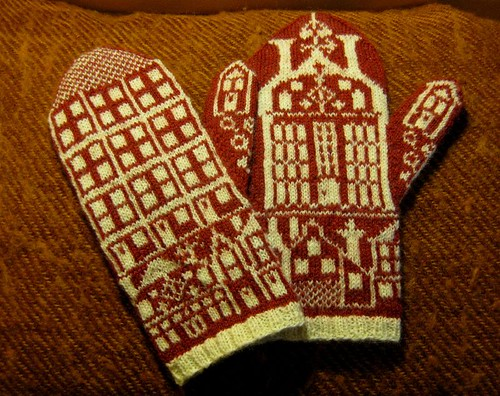 Mittens for my granny
