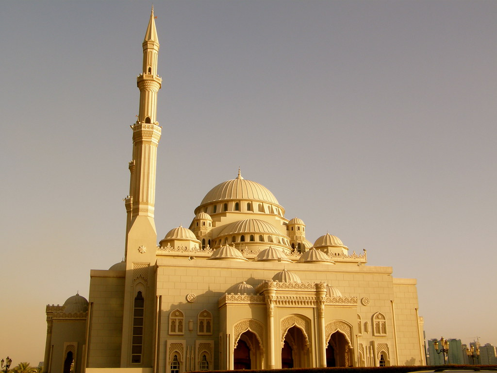 Mosque, Sharjah