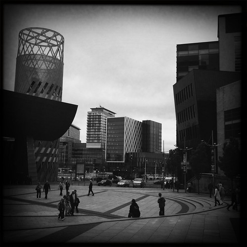 Outside The Lowry #2