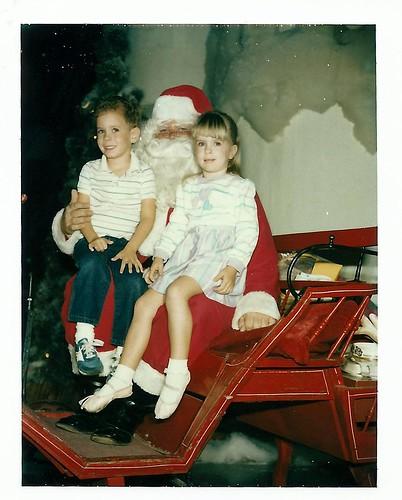 Kyle, Santa, Heather