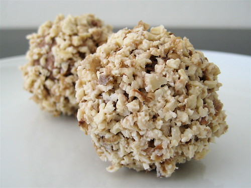 Ice Cream Brawnie Balls