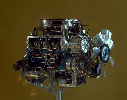 1969 Ford Mustang Boss 302 Engine