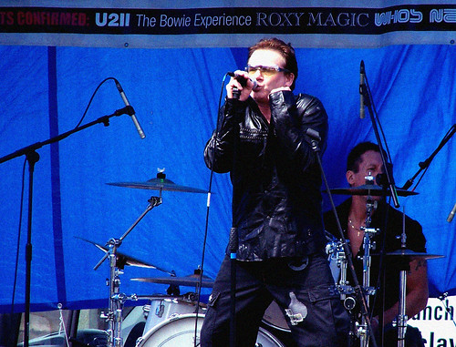 Bono from U2II Lean