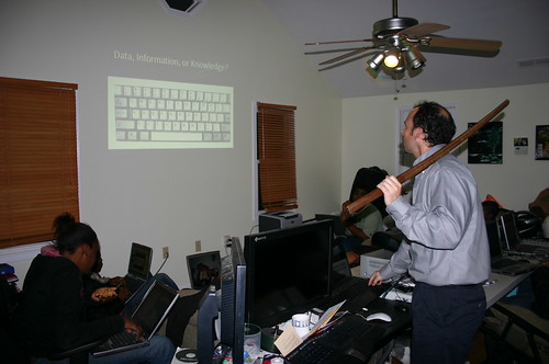 Computer Literacy Program - Data, Information, Knowledge - Keyboard