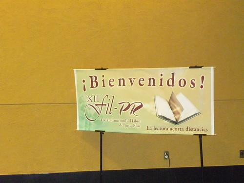 The San Juan book fair