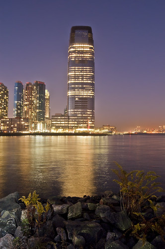 Goldman Sachs building, Manhattan. Photo: Ludovic Bertron