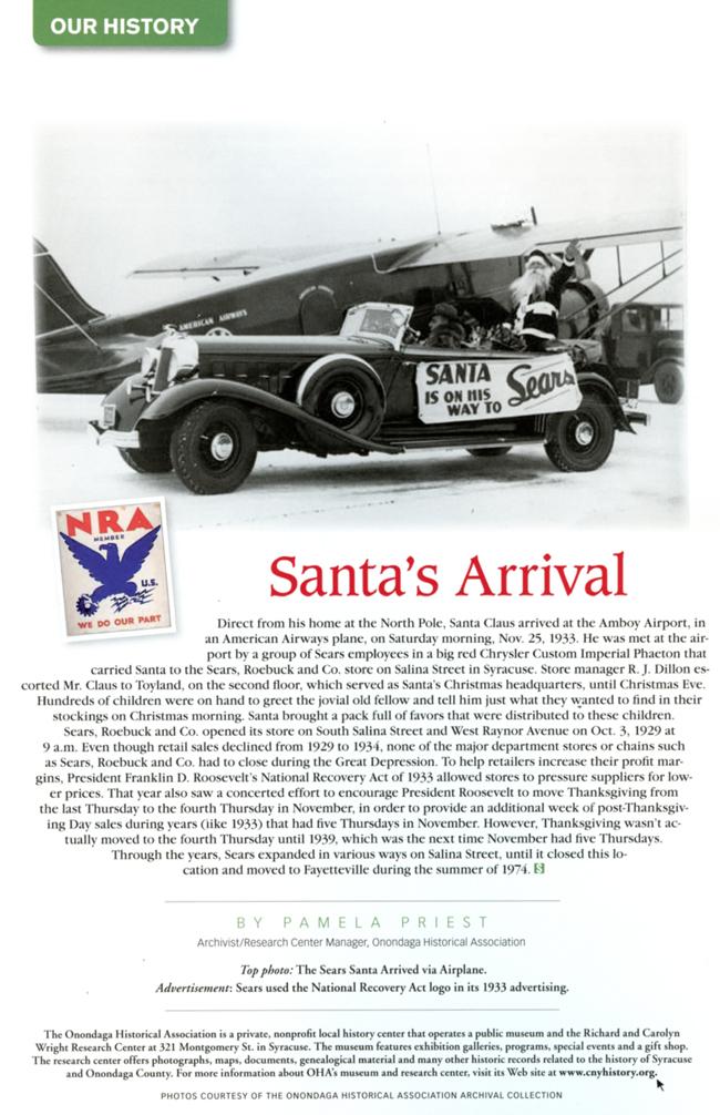 2009-Dec--2010-Jan Business Exchange-Santa's Arrival_sm
