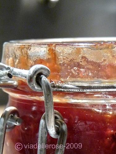 Confettura di prugne-susine con chiodi di garafano