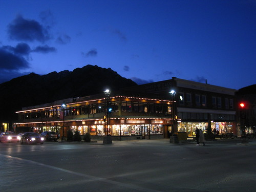 Banff Trip October 2009