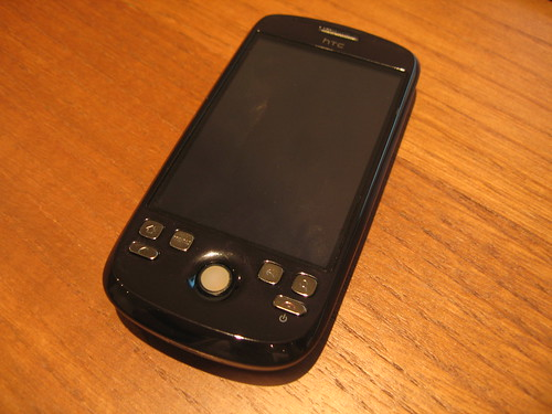 HTC Magic TMN - three months later