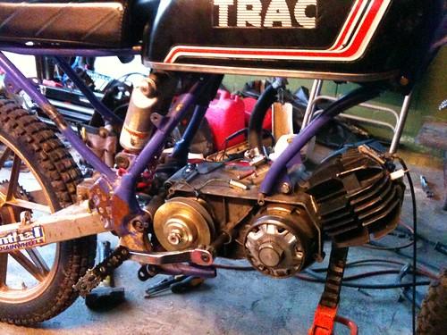 super clean engine mounts