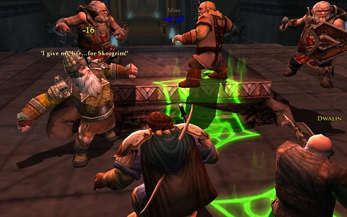 Part of the Dwarven Intro