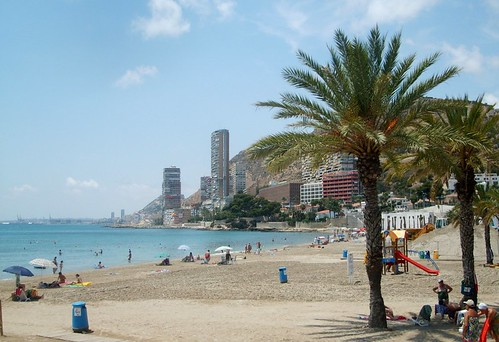 Alicante: Turismo en España