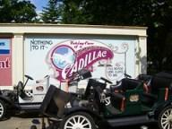 Cedar Point - Antique Cars