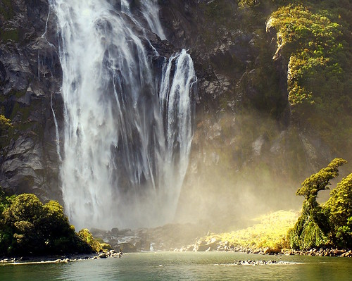 Falls and Mist