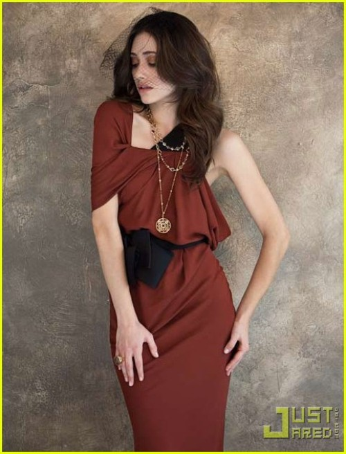 Emmy Rossum Covers 2 Magazine 6