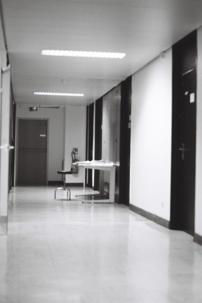 Quand le temps s'arrête : hospital