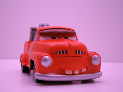 CARS STORYTELLERS BUBBA AND MATER