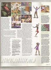 GameInformer's April 2010 issue scans of The Sims 10th Anniversary article