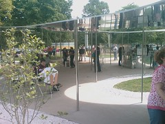 The Serpentine Gallery's 2009 Summer Pavillion
