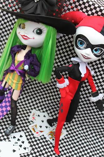 Duela Dent & Harley Quinn