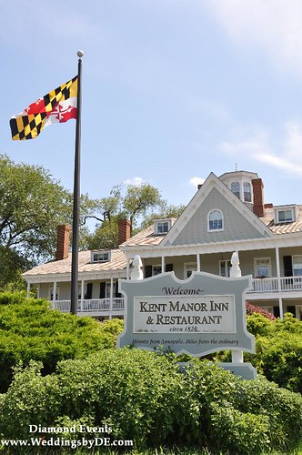 Kent Manor Inn & Restaurant Stevensville Maryland
