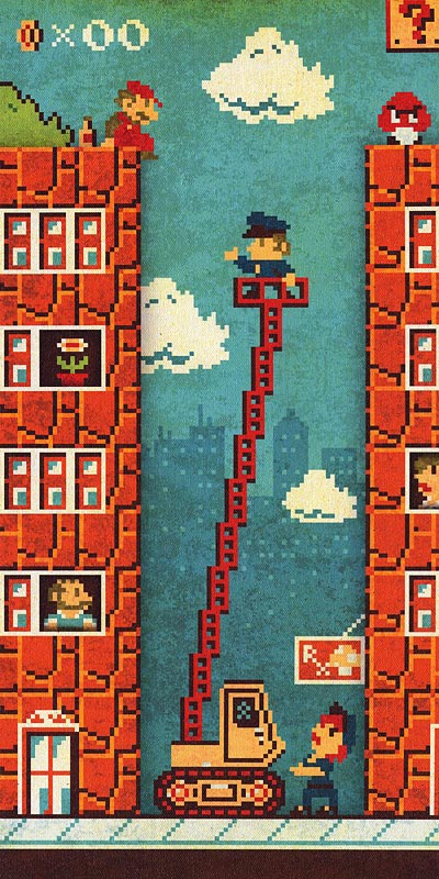 No Mario no lo hagas, no lo hagas.. Miyamoto se moriria si te vas..!!!!