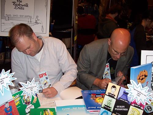 100_8143 Doug Bratton and John Kovaleski by mgrhode1.