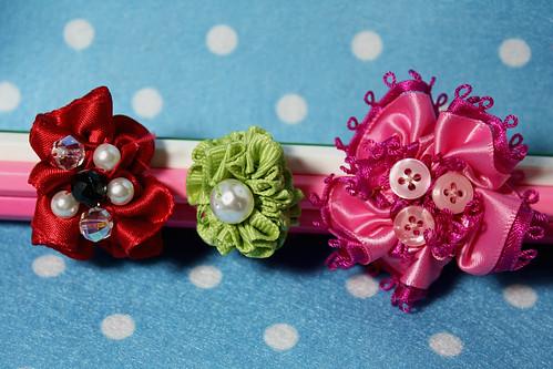 ribbon rings