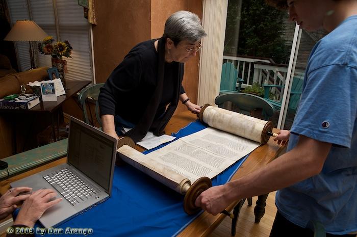 Rolling Torah