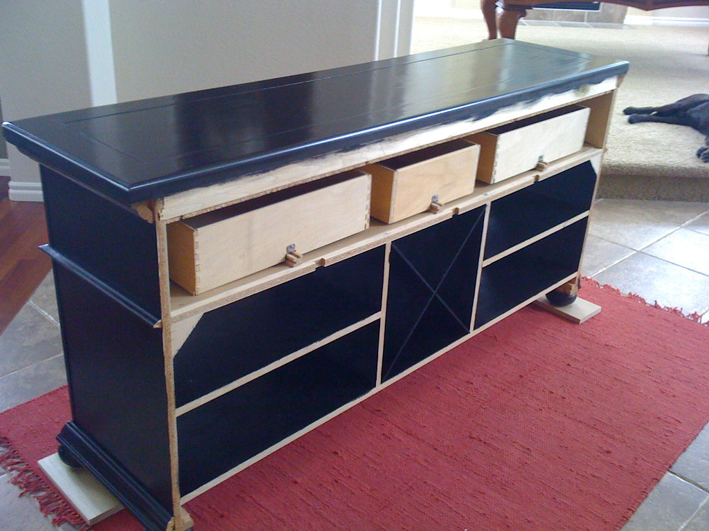Buffet Back - Painted