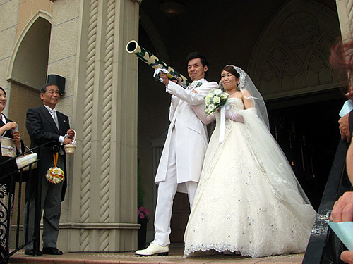 結婚式に出席しました!~新潟市